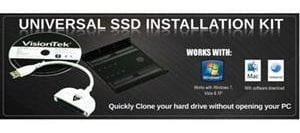 SSD Cloning and Transfer Kit